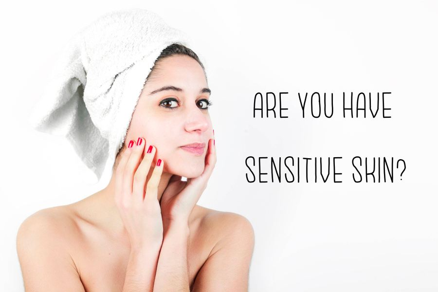 """Sensitive skin"" isn't actually a medical diagnosis – it's a common sense one. If you're wondering if your skin is sensitive, start by asking yourself:"